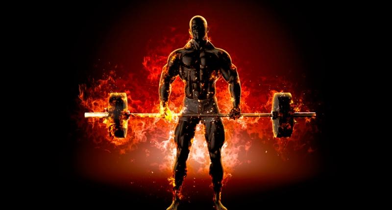 Deine Muskeln verbrennen Fett und Kalorien – Erfahre hier wie sie das schaffen