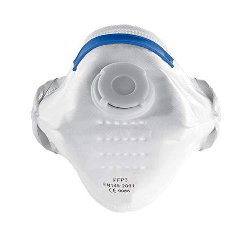 Mundschutz FFP3 mit Ventil und elastischen Bändern
