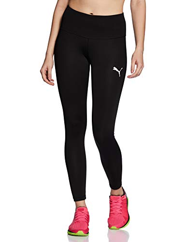 PUMA Damen Hose Active Leggings, Puma Black, S, 851779