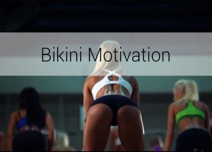 Bikini Motivation
