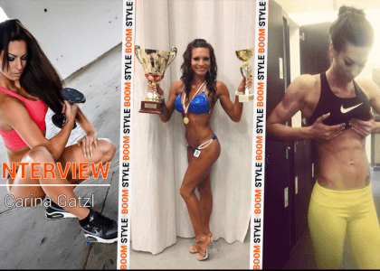 Im Interview – IFBB Fitness Athletin – Carina Glatzl