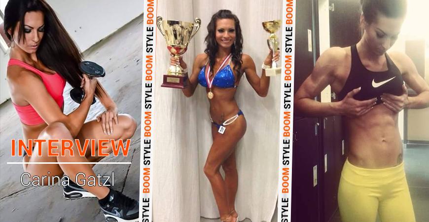 Im Interview – IFBB Fitness Athletin – Carina Glatzl