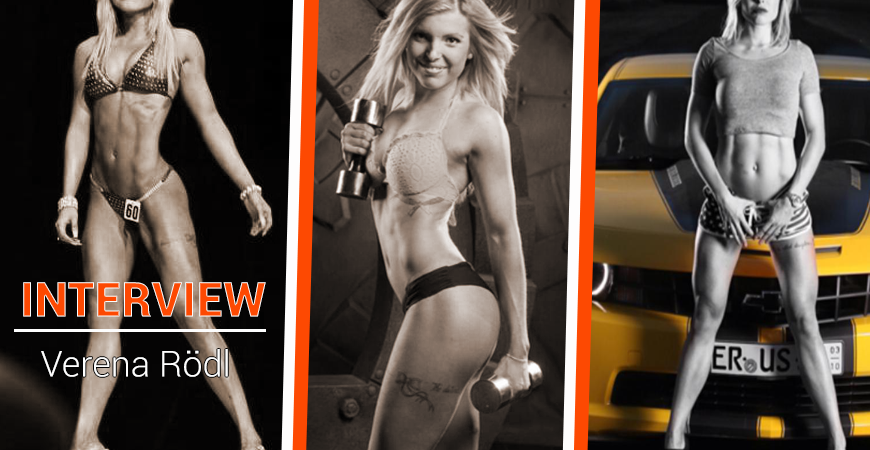 Im Interview – IFBB Fitness Athletin – Verena Rödl