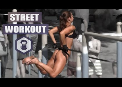 Cool Street Workout Motivation