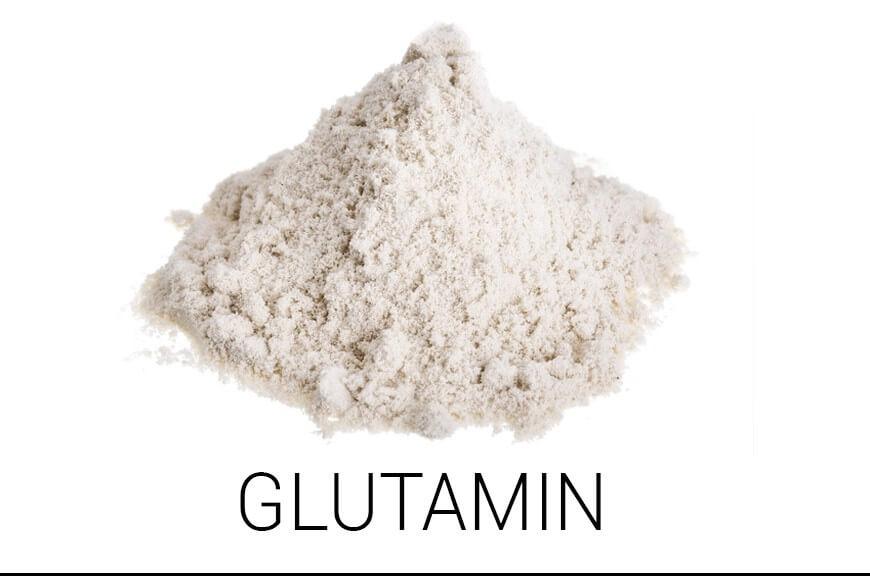 Glutamin Wirkung Pulver