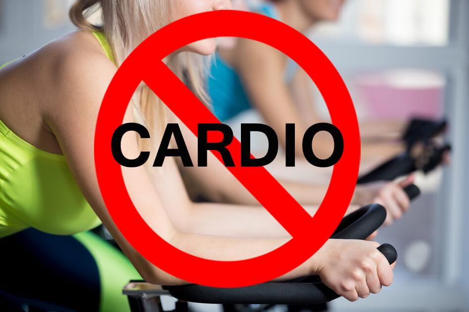 Gewichtsverlust ohne Cardio
