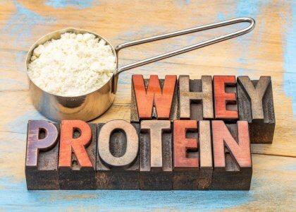 Whey Protein – Das Eiweiß für einen schnellen Muskelaufbau