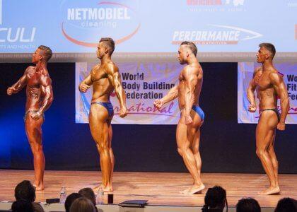 Eine Frage der Bräune – Welchen Selbstbräuner für den Bodybuilding Wettkampf